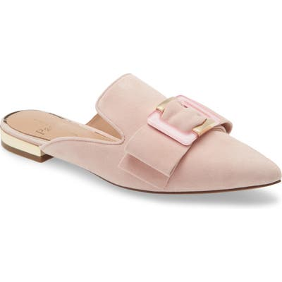 Linea Paolo Ava Loafer Mule, Pink