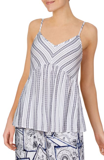 Image of Refinery29 Woven Pajama Camisole