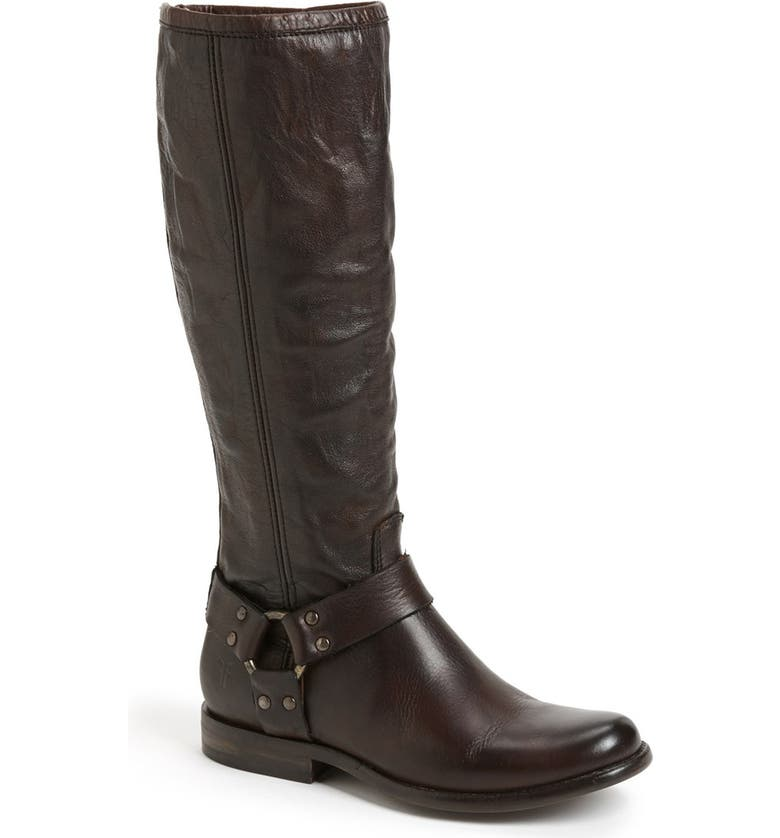 FRYE 'Phillip Harness' Tall Boot, Main, color, 200