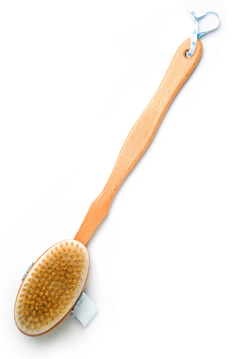 THE ORGANIC PHARMACY Dry Skin Brush, Main, color, NO COLOR