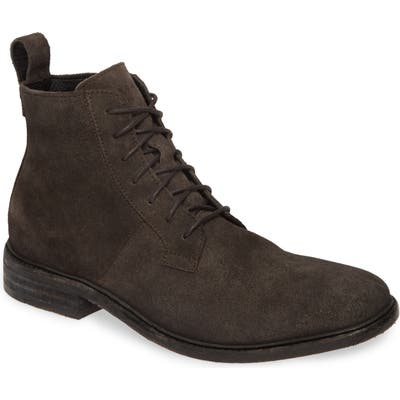 Allsaints Trent Plain Toe Boot, Grey