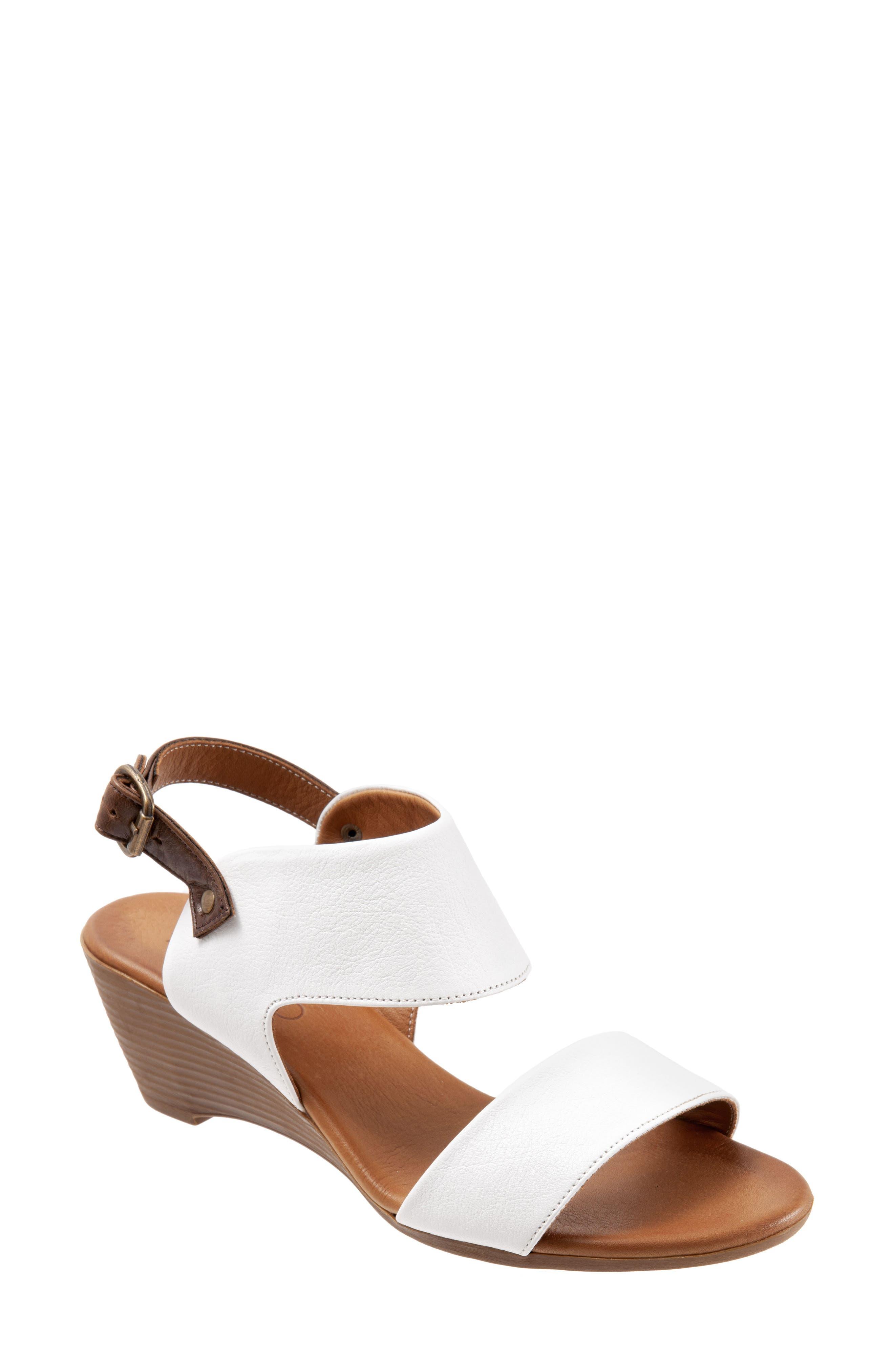 Ivana Slingback Wedge Sandal
