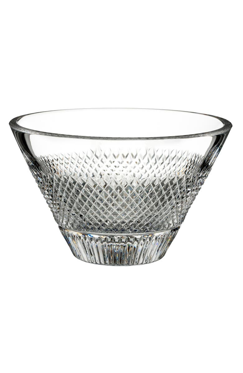 WATERFORD Lead Crystal Nut Bowl, Main, color, CRYSTAL