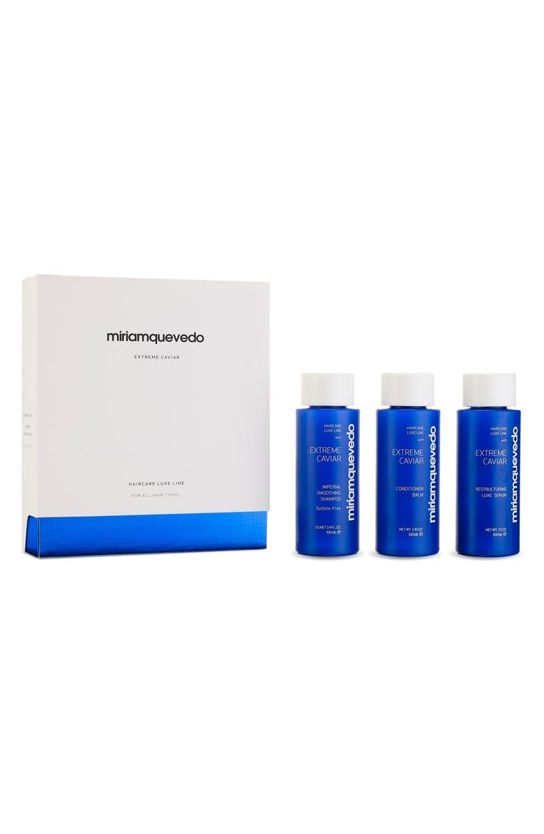 MIRIAM QUEVEDO Extreme Caviar Intensive Anti-Aging Hair Care Set, Main, color, 000