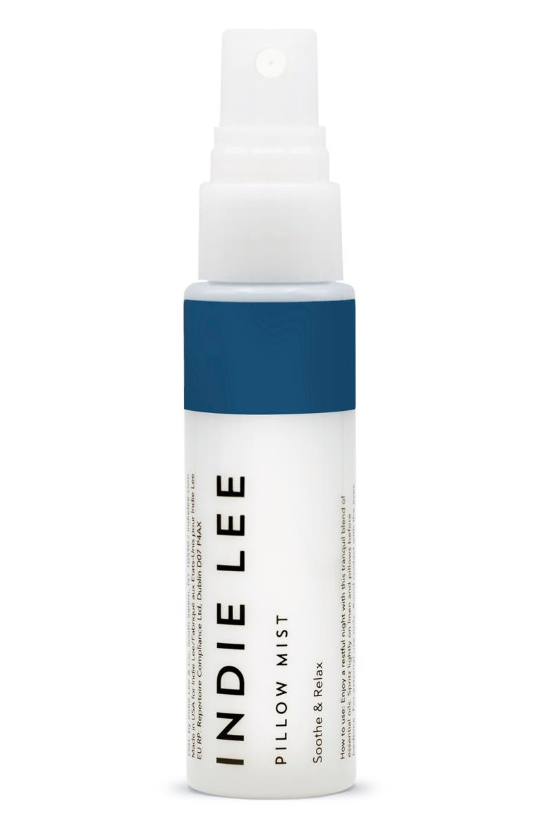INDIE LEE Soothe & Relax Pillow Mist, Main, color, NO COLOR
