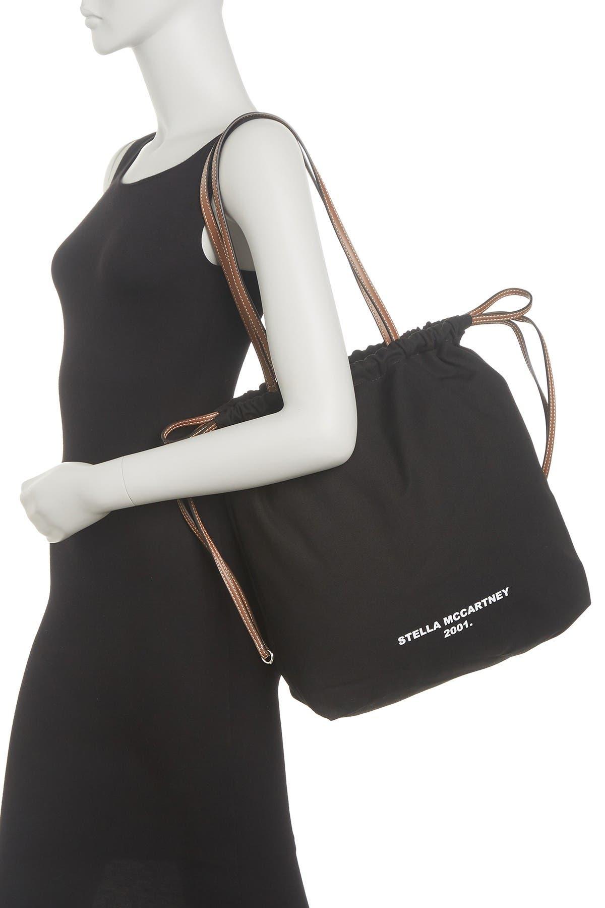 Image of Stella McCartney Eco Cotton Simple Tote Bag