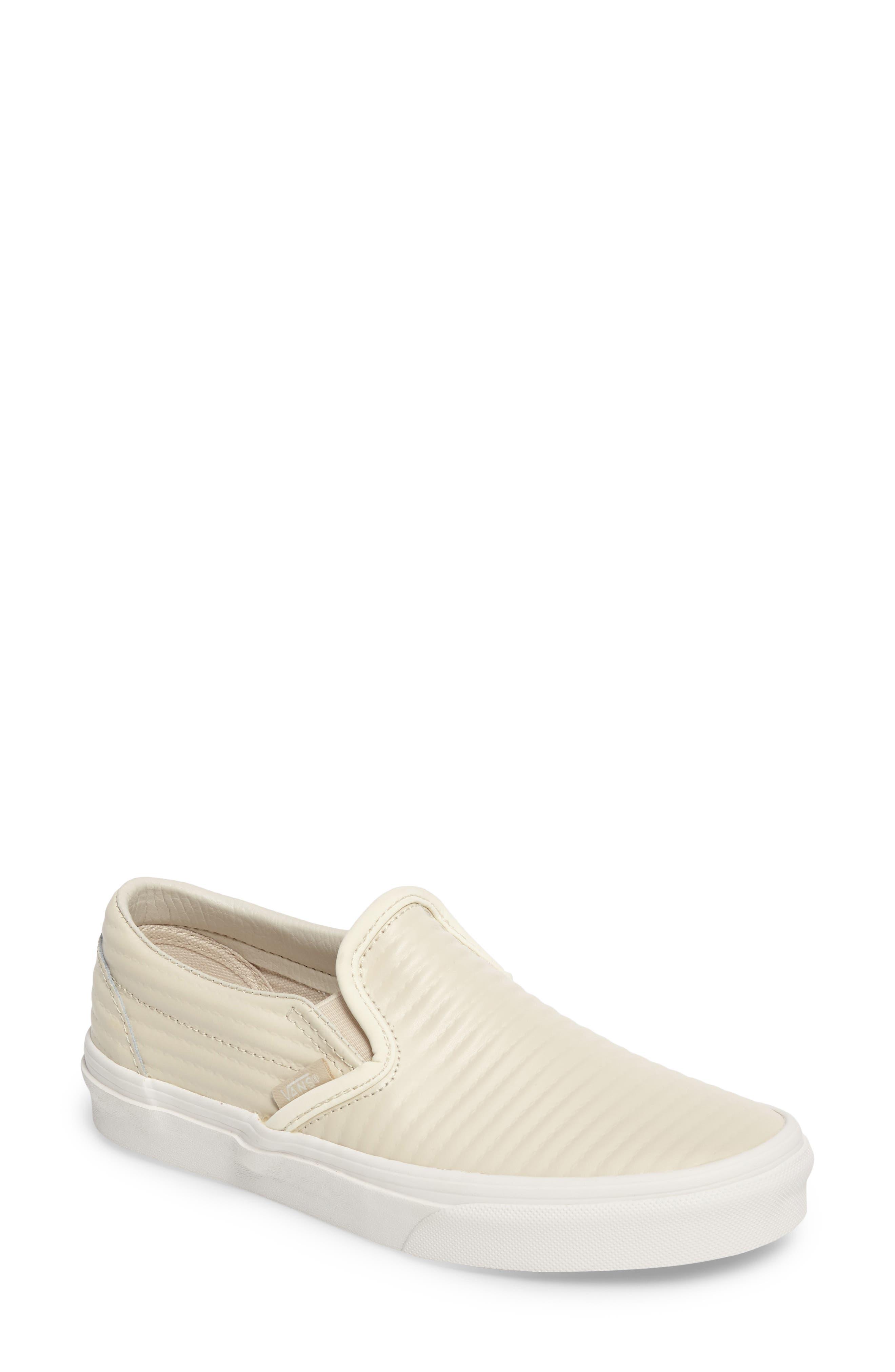 ,                             Classic Slip-On Sneaker,                             Main thumbnail 318, color,                             260