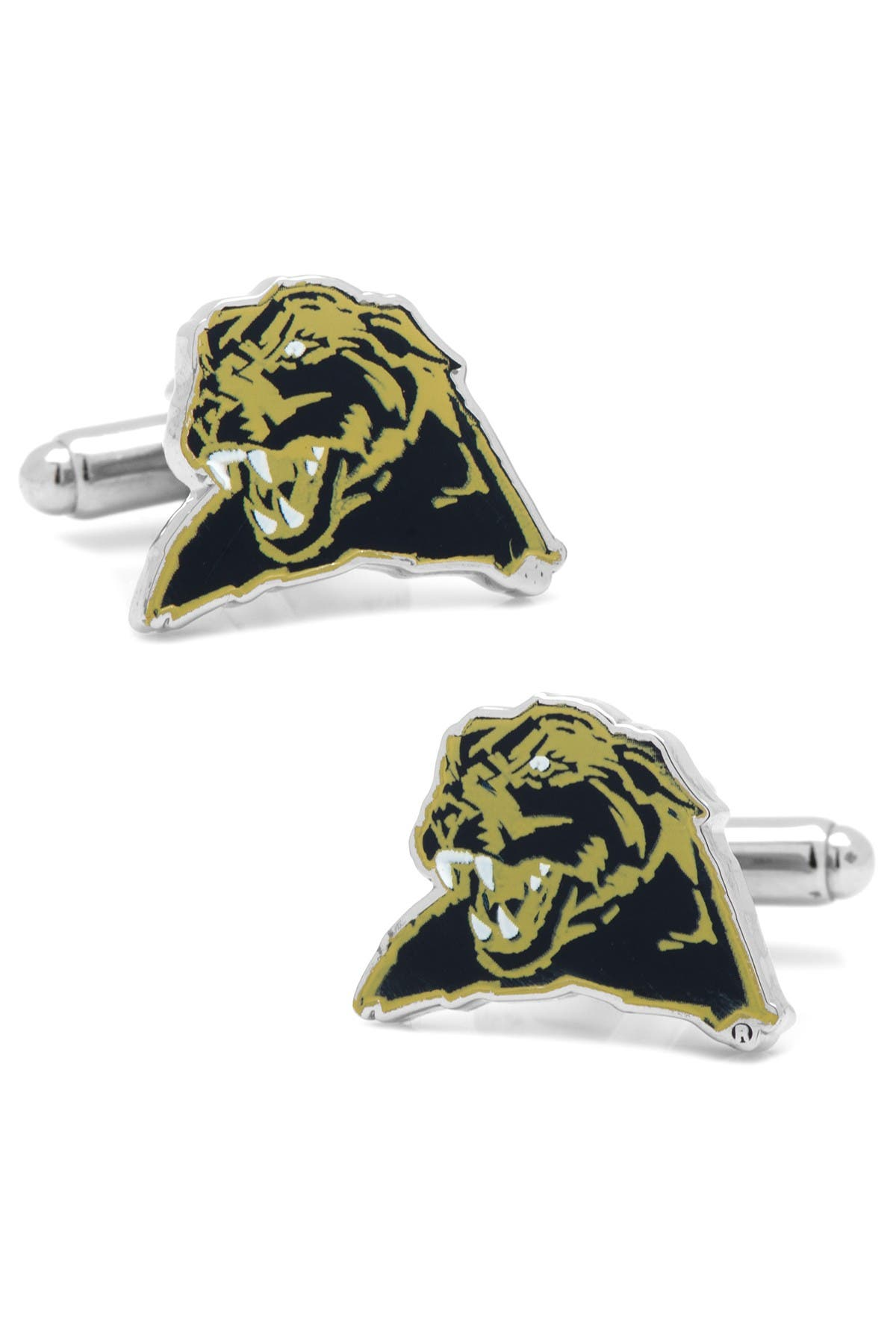 Image of Cufflinks Inc. University of Pittsburgh Panthers Cuff Links