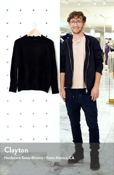 Crewneck Sweater, sales video thumbnail
