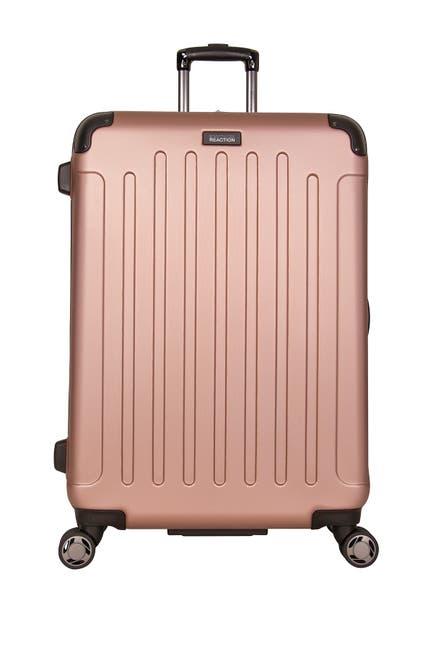 "Image of Kenneth Cole Reaction 28"" Expandable 8-Wheel Upright Hardshell Spinner Suitcase"