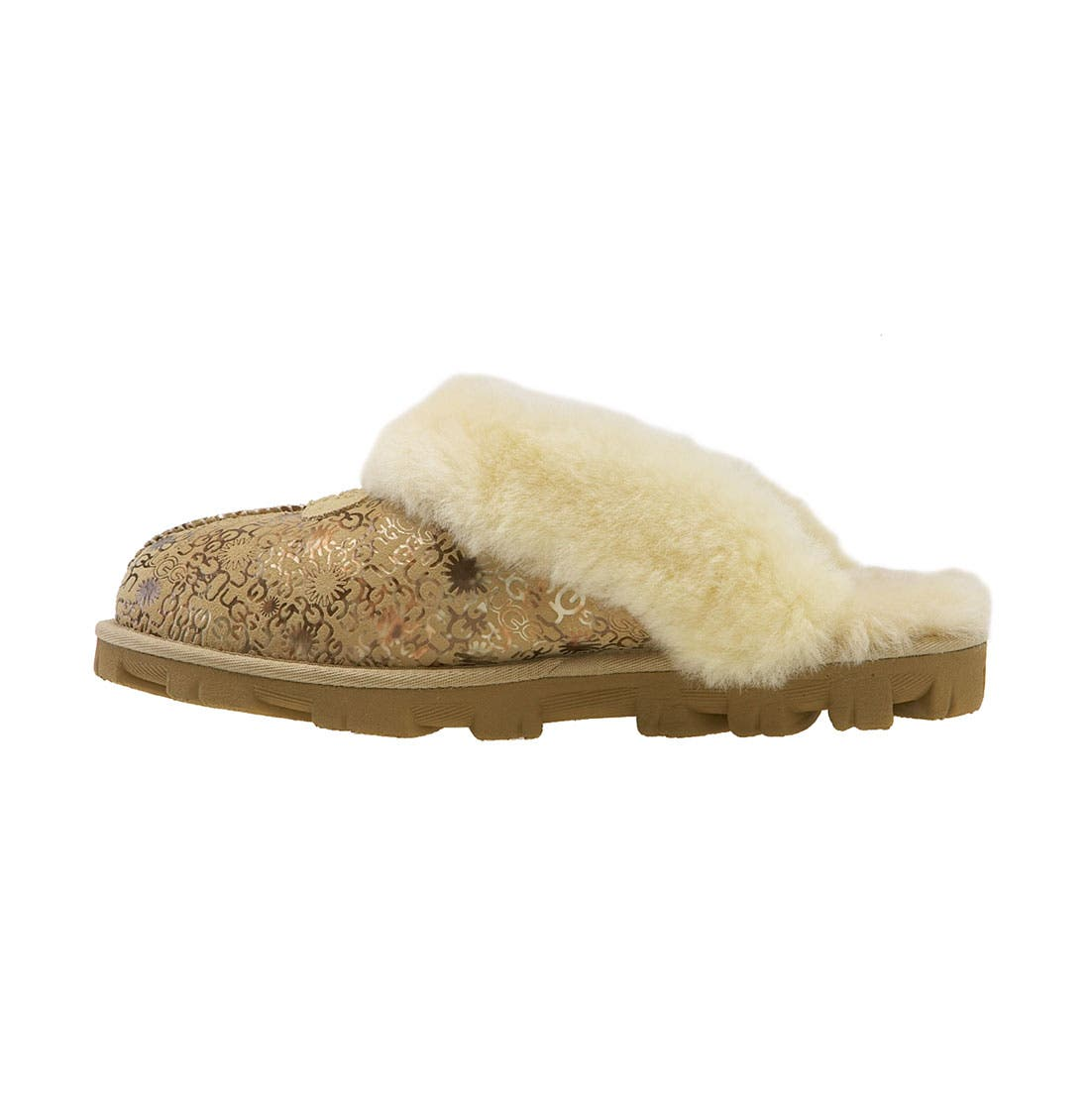 ,                             Genuine Shearling Slipper,                             Alternate thumbnail 120, color,                             251