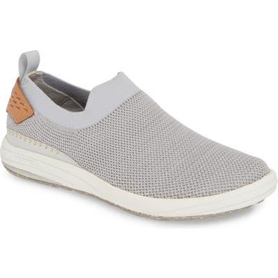 Merrell Gridway Moc Sneaker, Grey