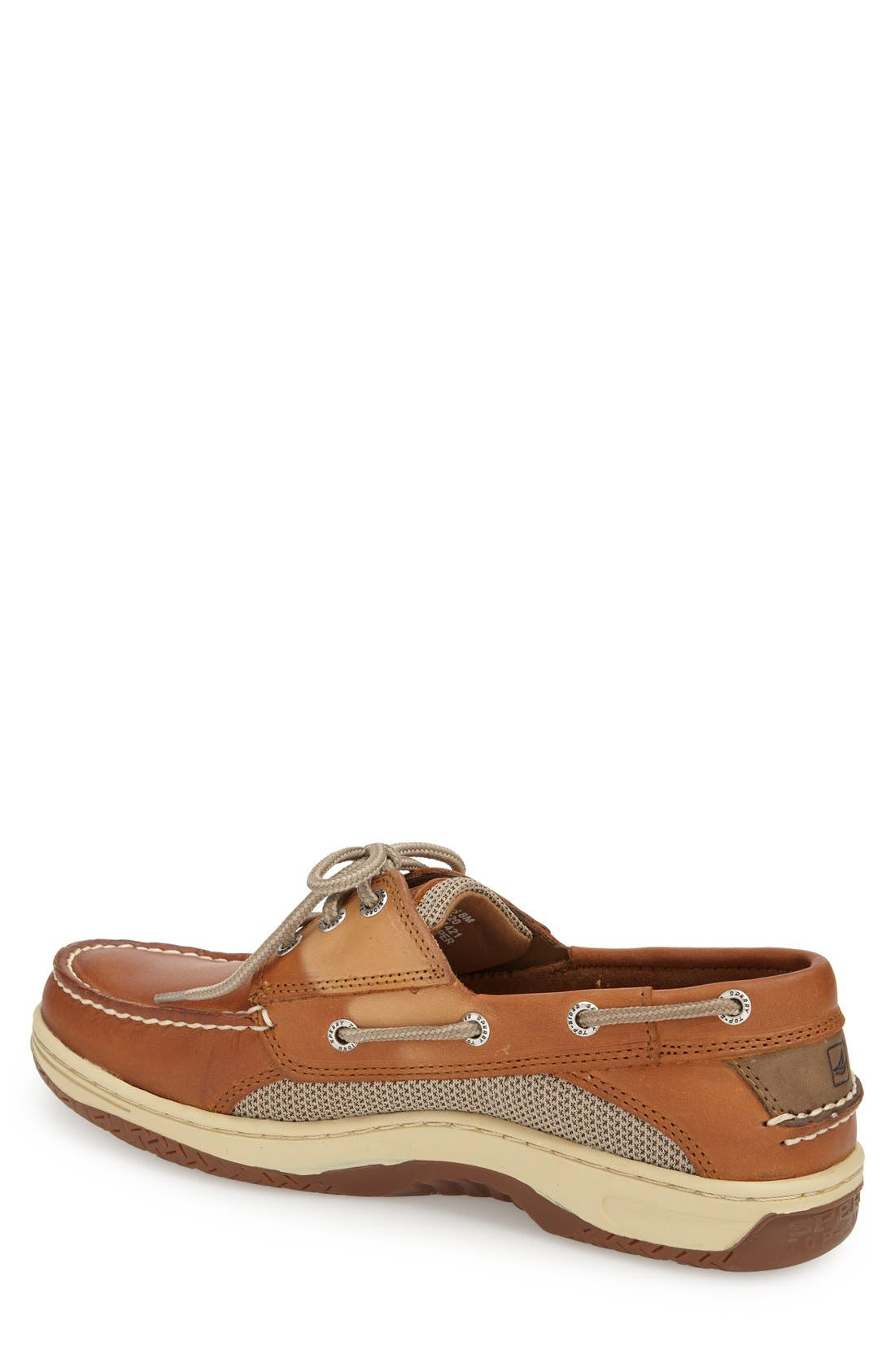 ,                             'Billfish' Boat Shoe,                             Alternate thumbnail 2, color,                             Dark Tan