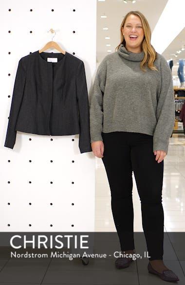 Javilla Wool Suit Jacket, sales video thumbnail