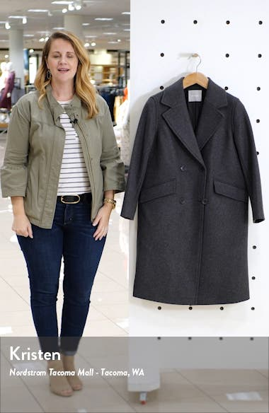 The Double Breasted Coat, sales video thumbnail