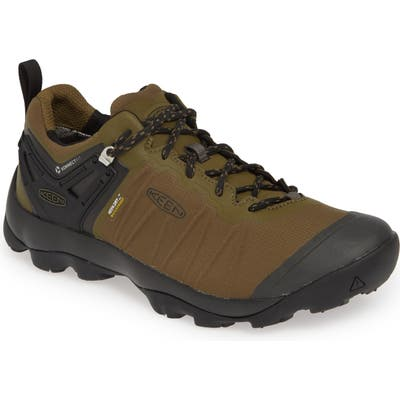 Keen Venture Waterproof Hiking Shoe, Green