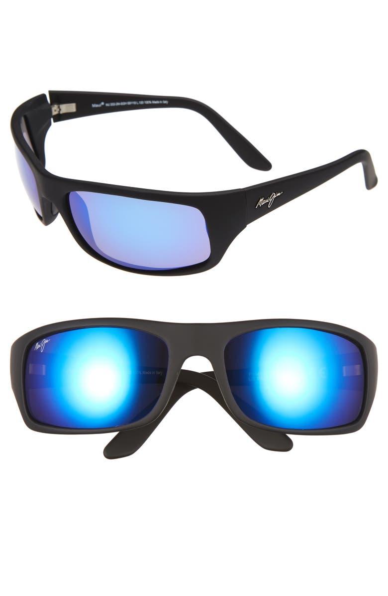 54d7923557d Maui Jim 'Peahi - PolarizedPlus®2' 65mm Sunglasses | Nordstrom