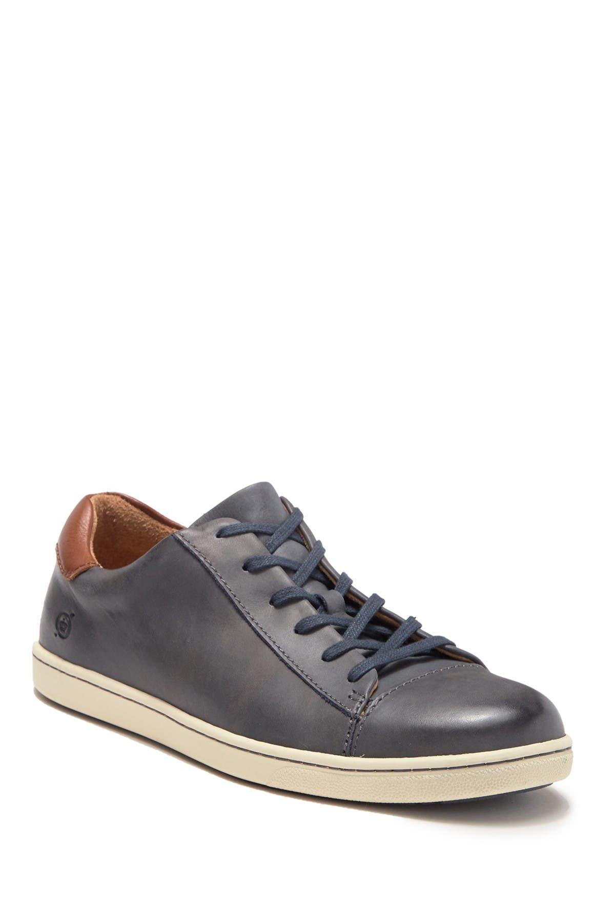 Image of Born Ahsram Leather Sneaker