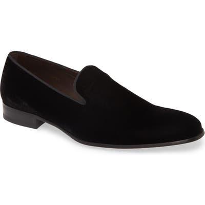 Mezlan Lublin Loafer- Black