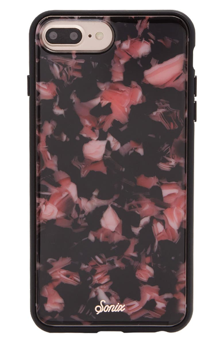 new concept c74d0 d95ae Tortoise Print iPhone 6/6s/7/8 & 6/6s/7/8 Plus Case