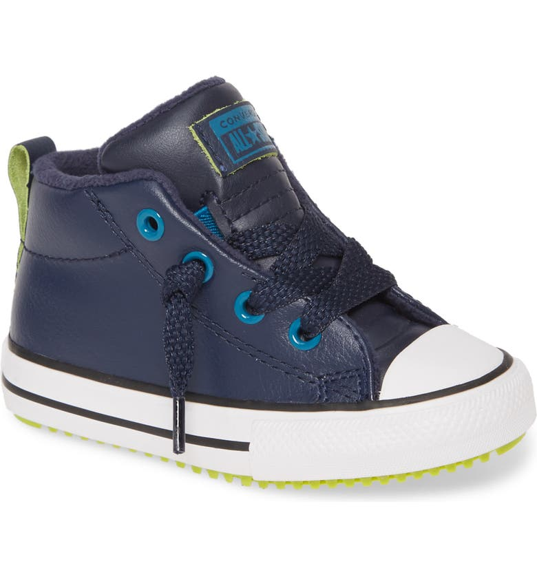 CONVERSE Chuck Taylor<sup>®</sup> All Star<sup>®</sup> Street High Top Sneaker, Main, color, 424