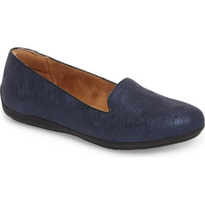 Comfortiva Marybeth Loafer, Blue