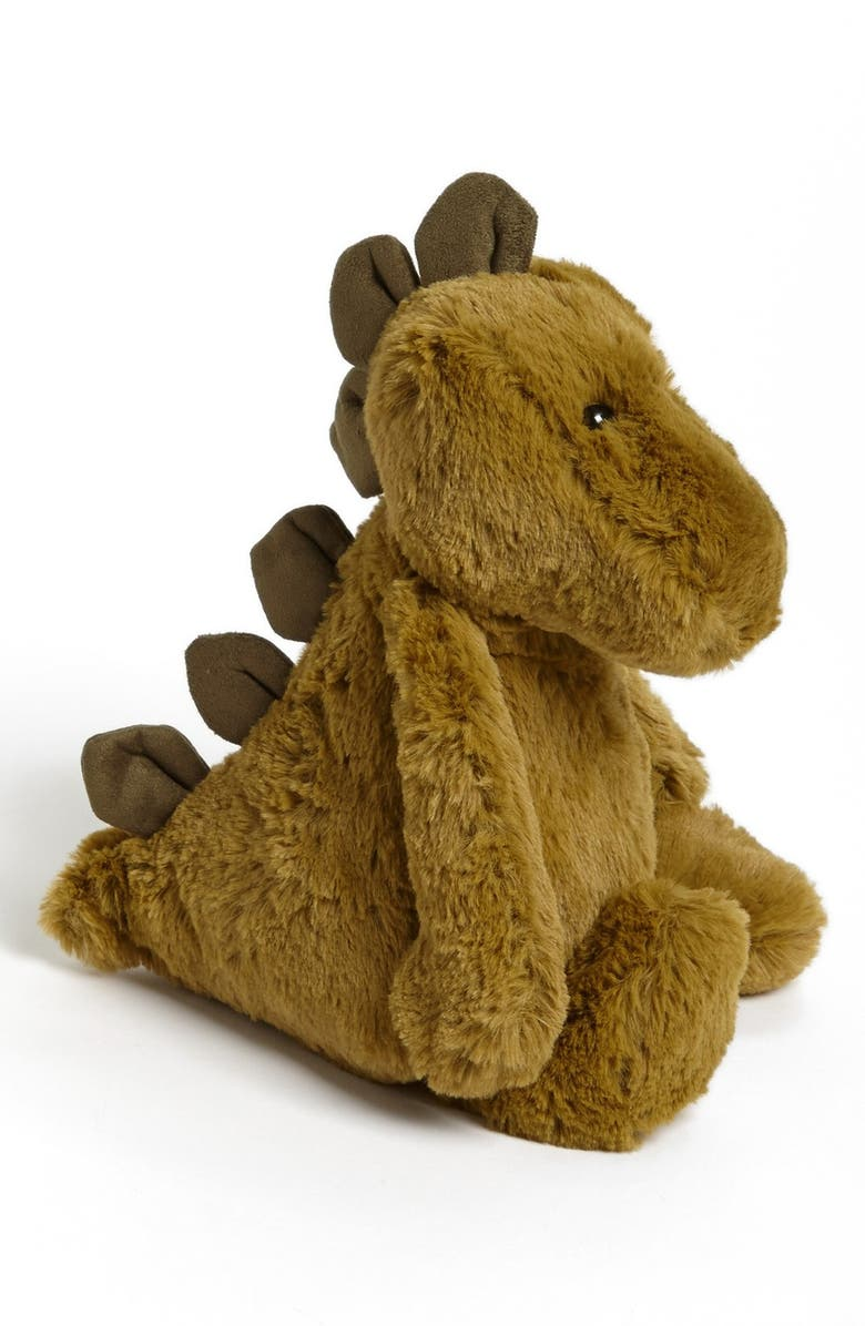 JELLYCAT 'Bashful Dino' Stuffed Animal, Main, color, 310