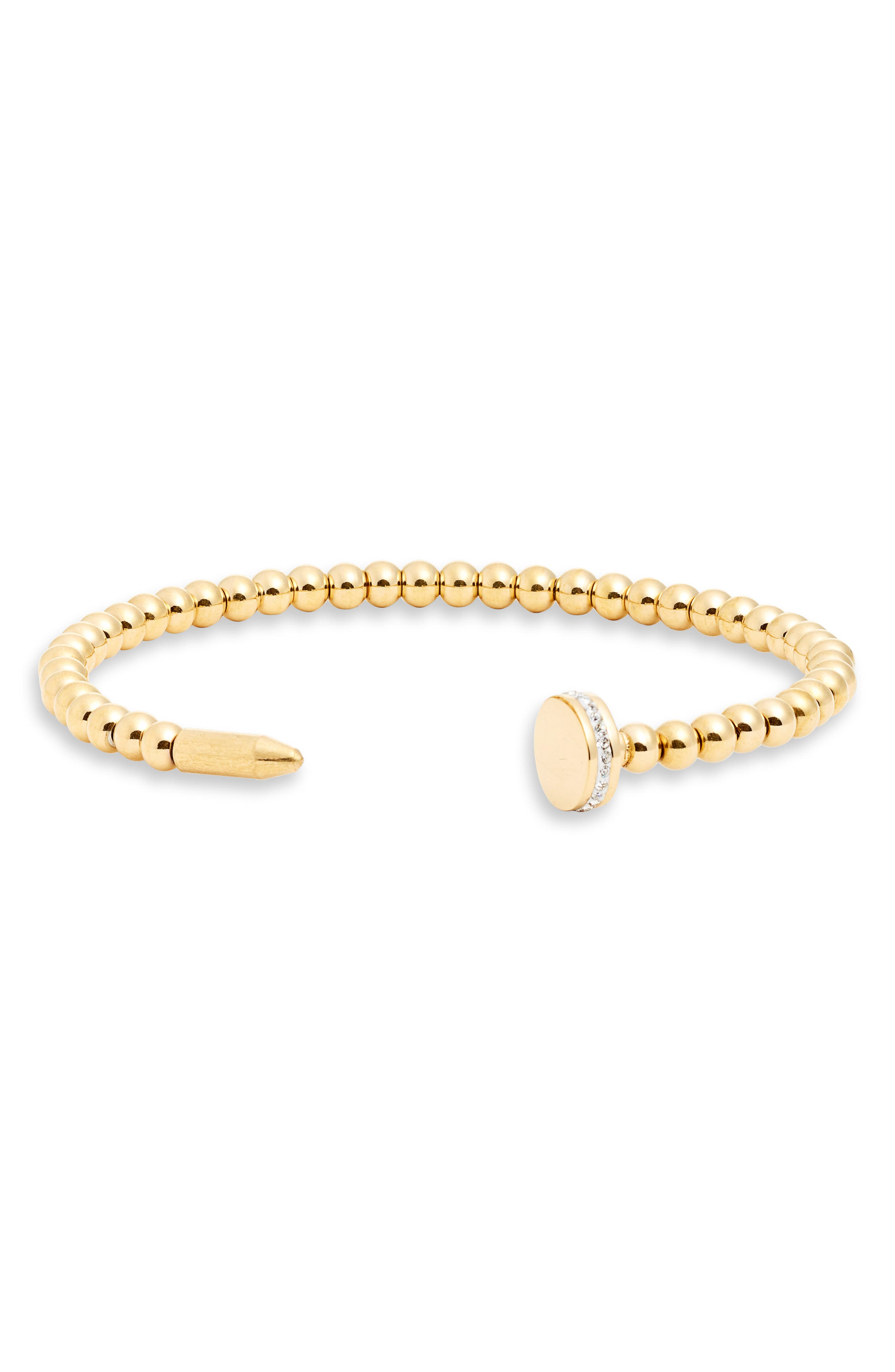Roma Nail Cuff Bracelet