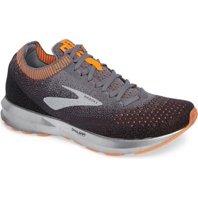 Brooks Levitate 2 Running Shoe, Grey