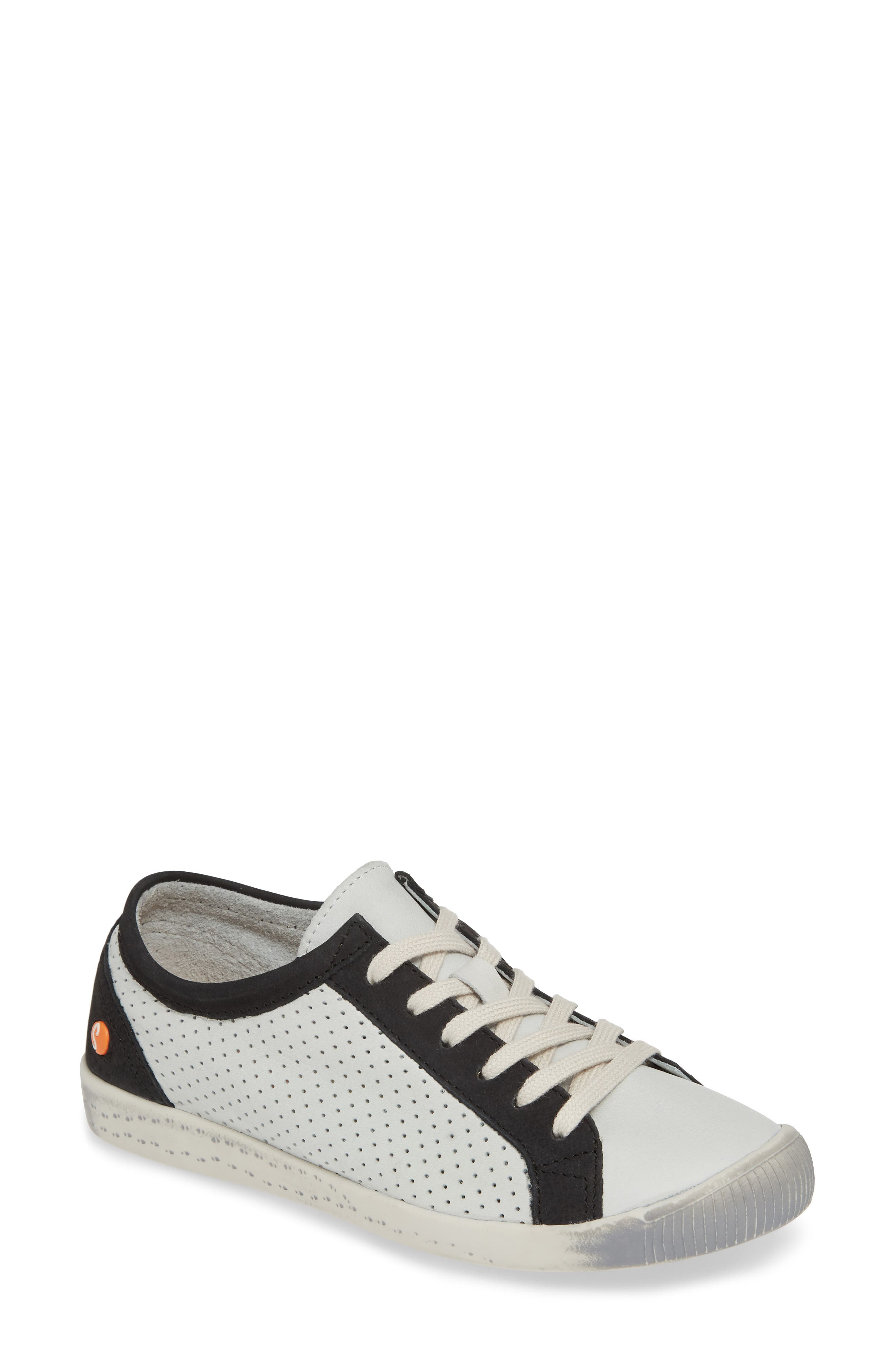 Softinos By Fly London Ica Sneaker - White