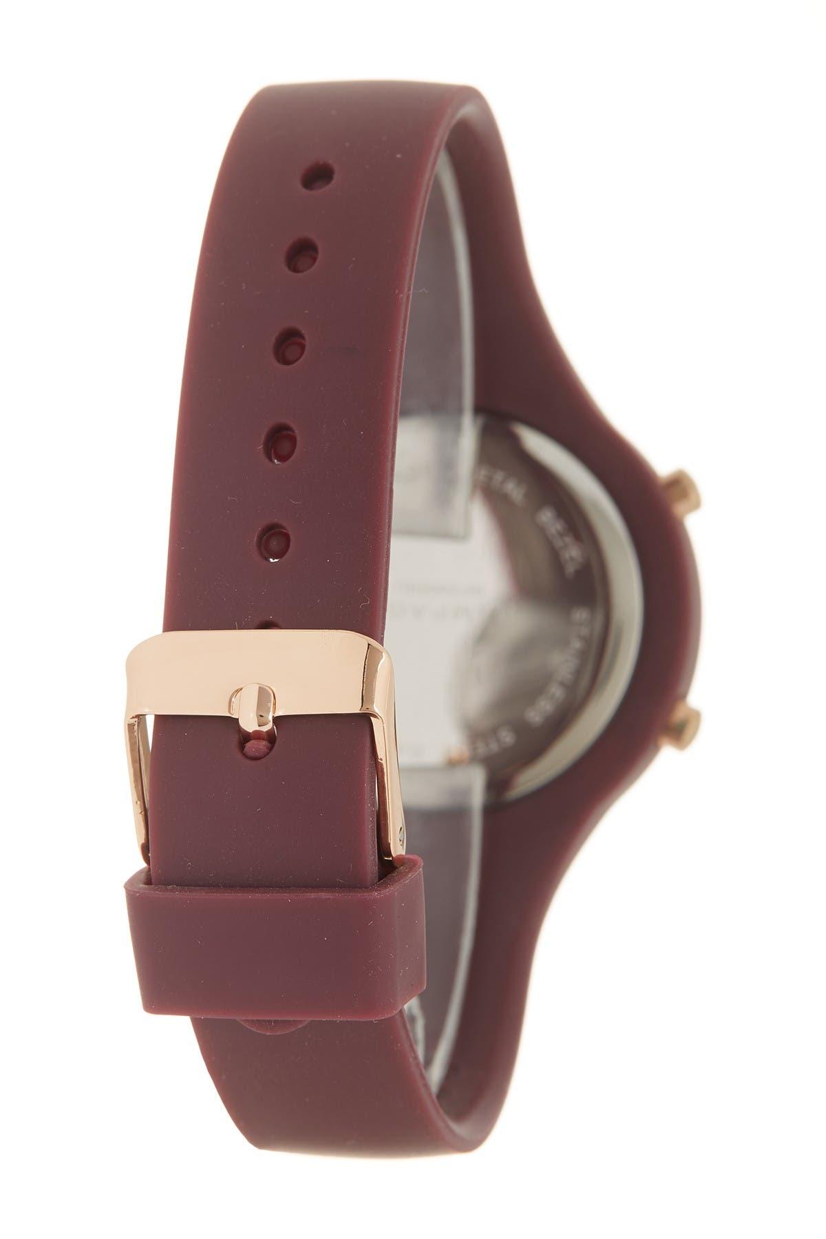 Image of Rampage Women's Glitz Digital Sport Watch, 38mm