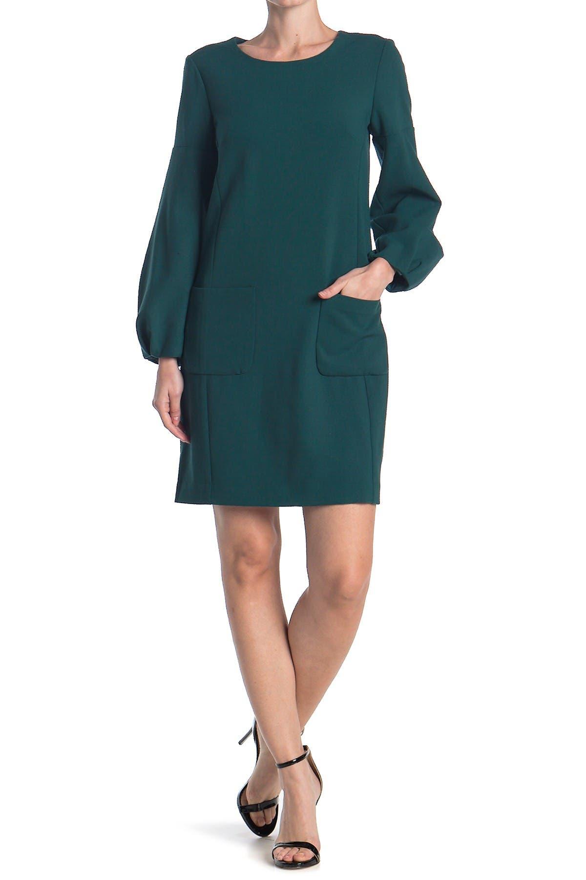 Image of Trina Turk Makiko Pocket Dress