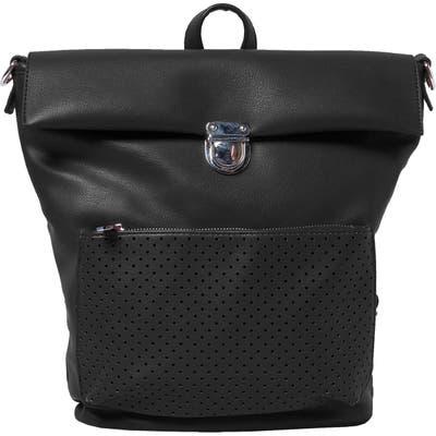 Urban Originals Solo Origin Vegan Leather Convertible Backpack - Black