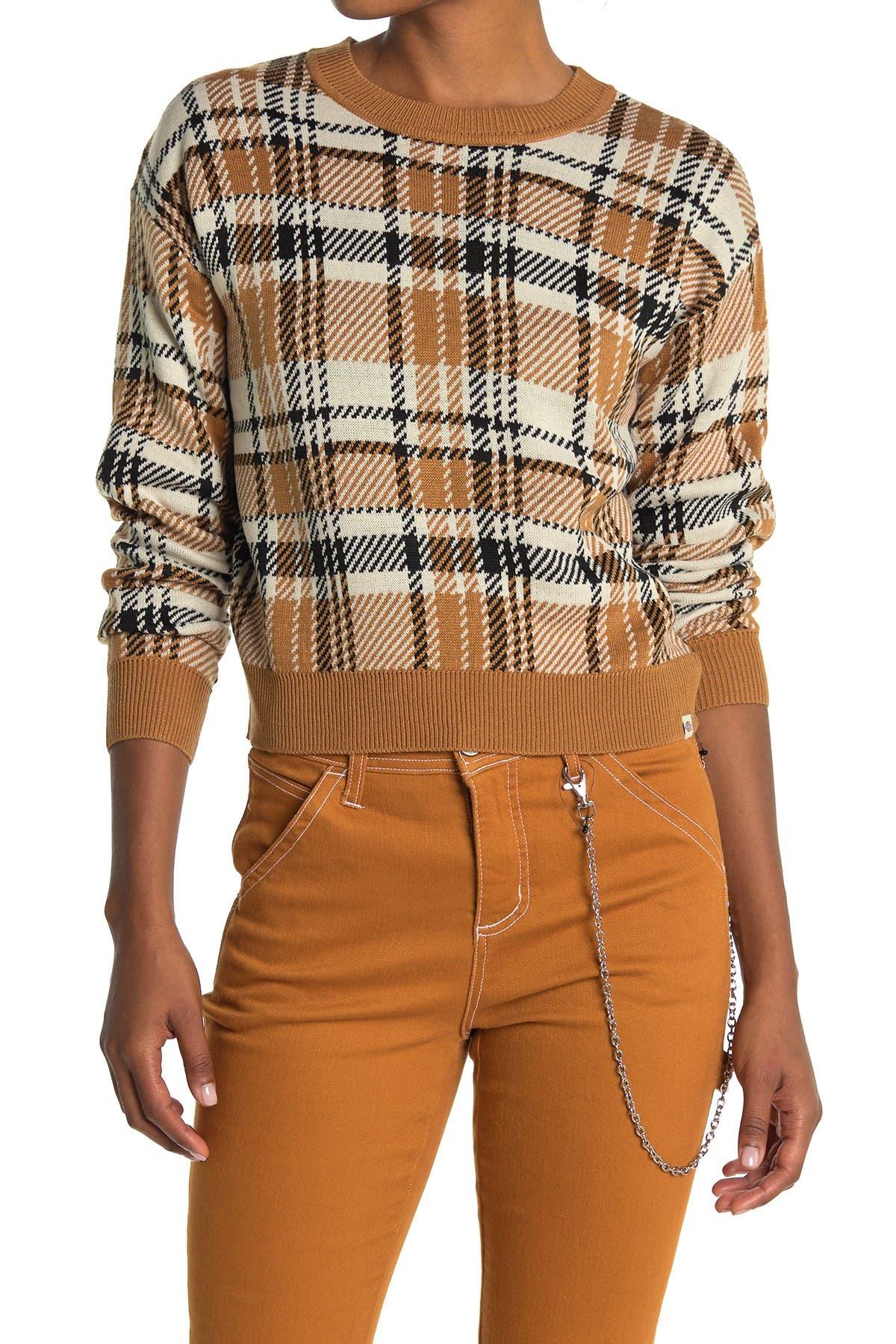 Image of Dickies Plaid Sweater