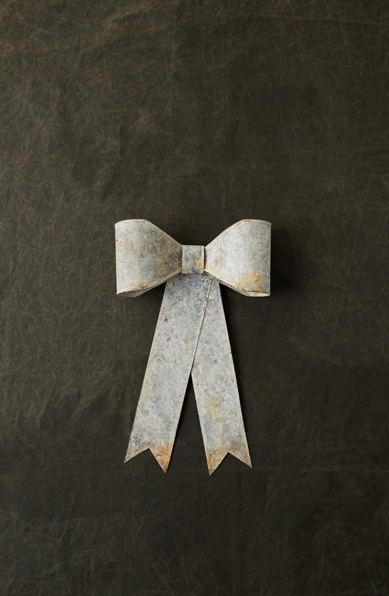 TERRAIN Metal Bow, Main, color, SILVER
