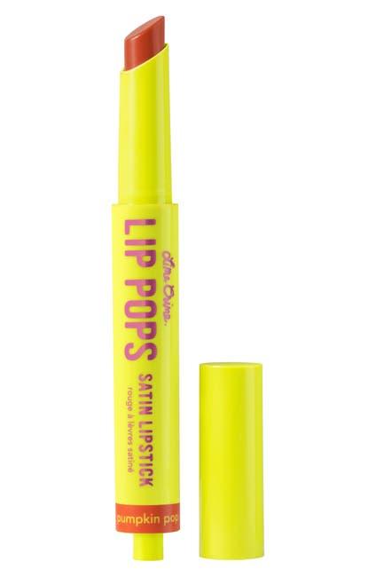 Image of Lime Crime Lip Pops Lipstick - Pumpkin Pop