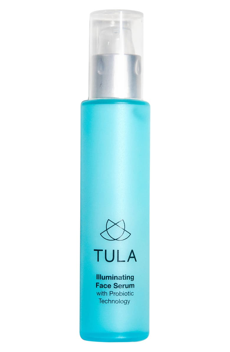 TULA PROBIOTIC SKINCARE Illuminating Face Serum, Main, color, NO COLOR