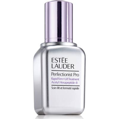 Estee Lauder Perfectionist Pro Rapid Firm + Lift Treatment Serum, .69 oz