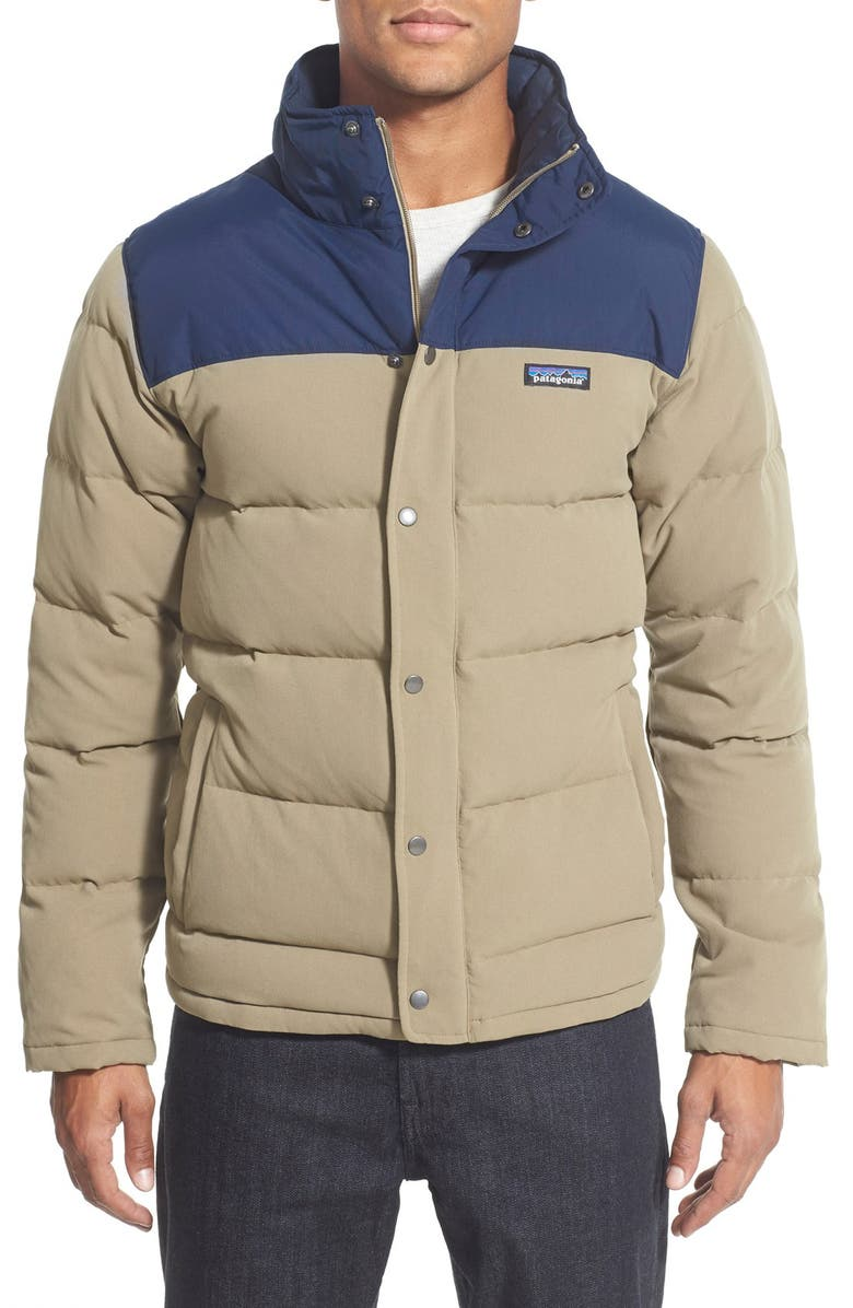 PATAGONIA 'Bivy' Down Jacket, Main, color, 250