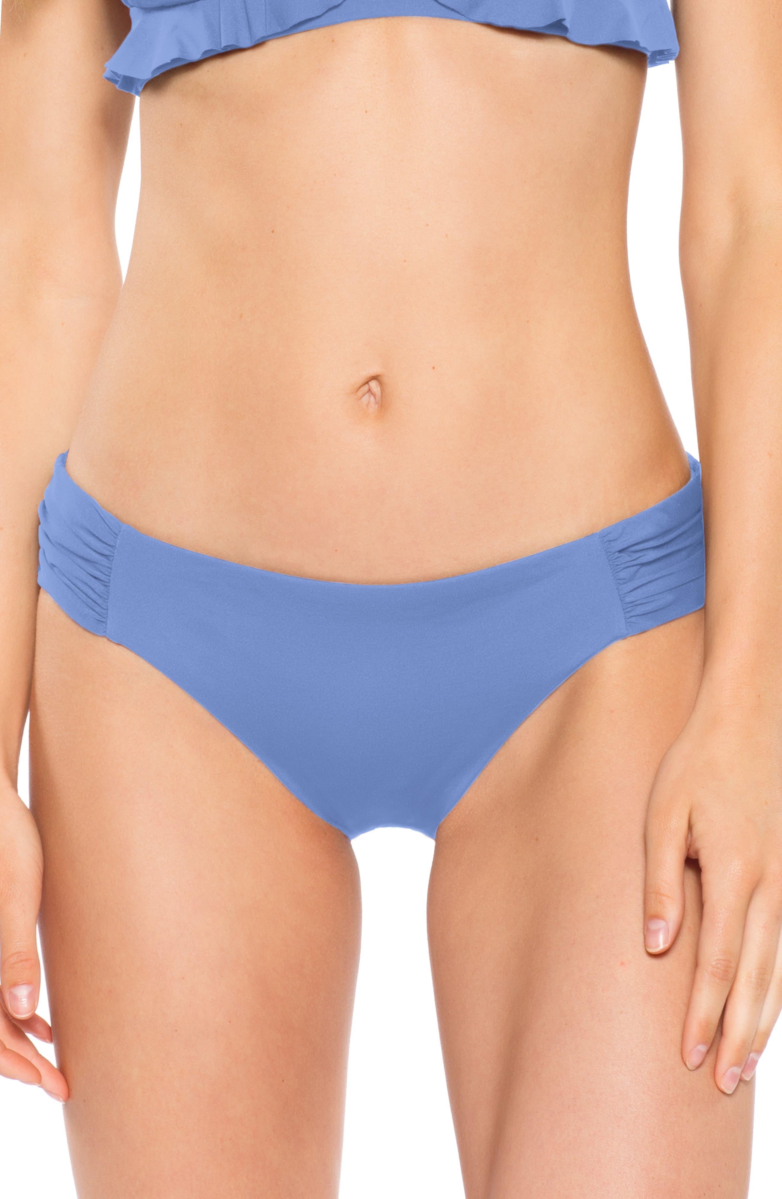 Becca Color Code Bikini Bottoms, Blue