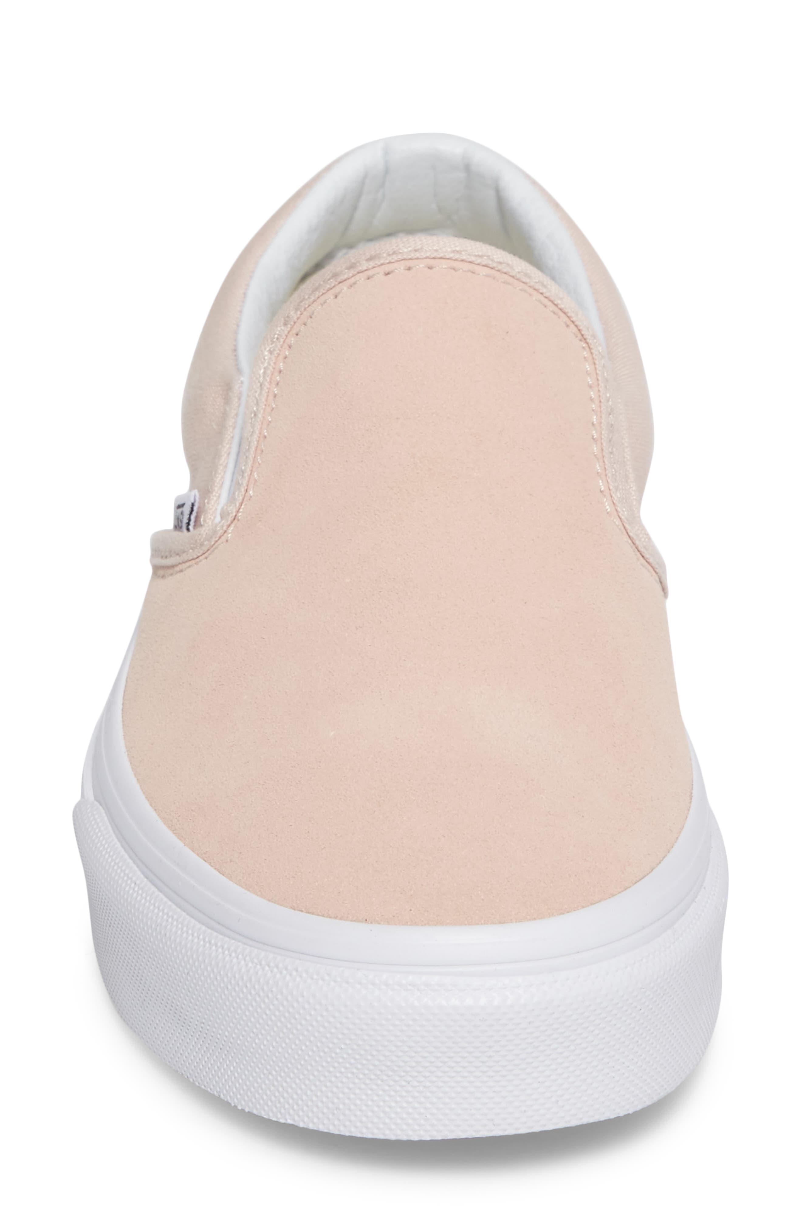 ,                             Classic Slip-On Sneaker,                             Alternate thumbnail 421, color,                             657