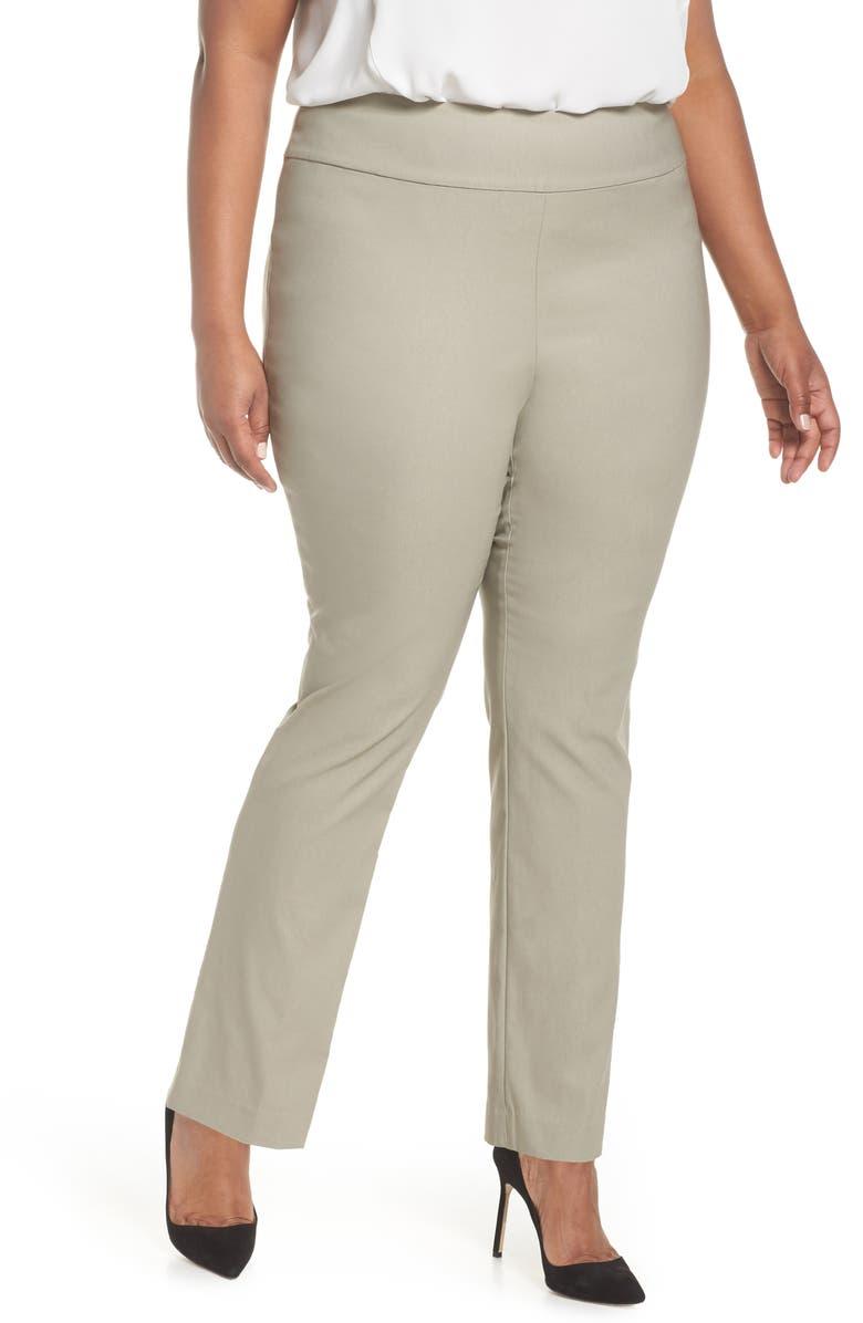 NIC+ZOE Wonderstretch High Rise Pants, Main, color, 251