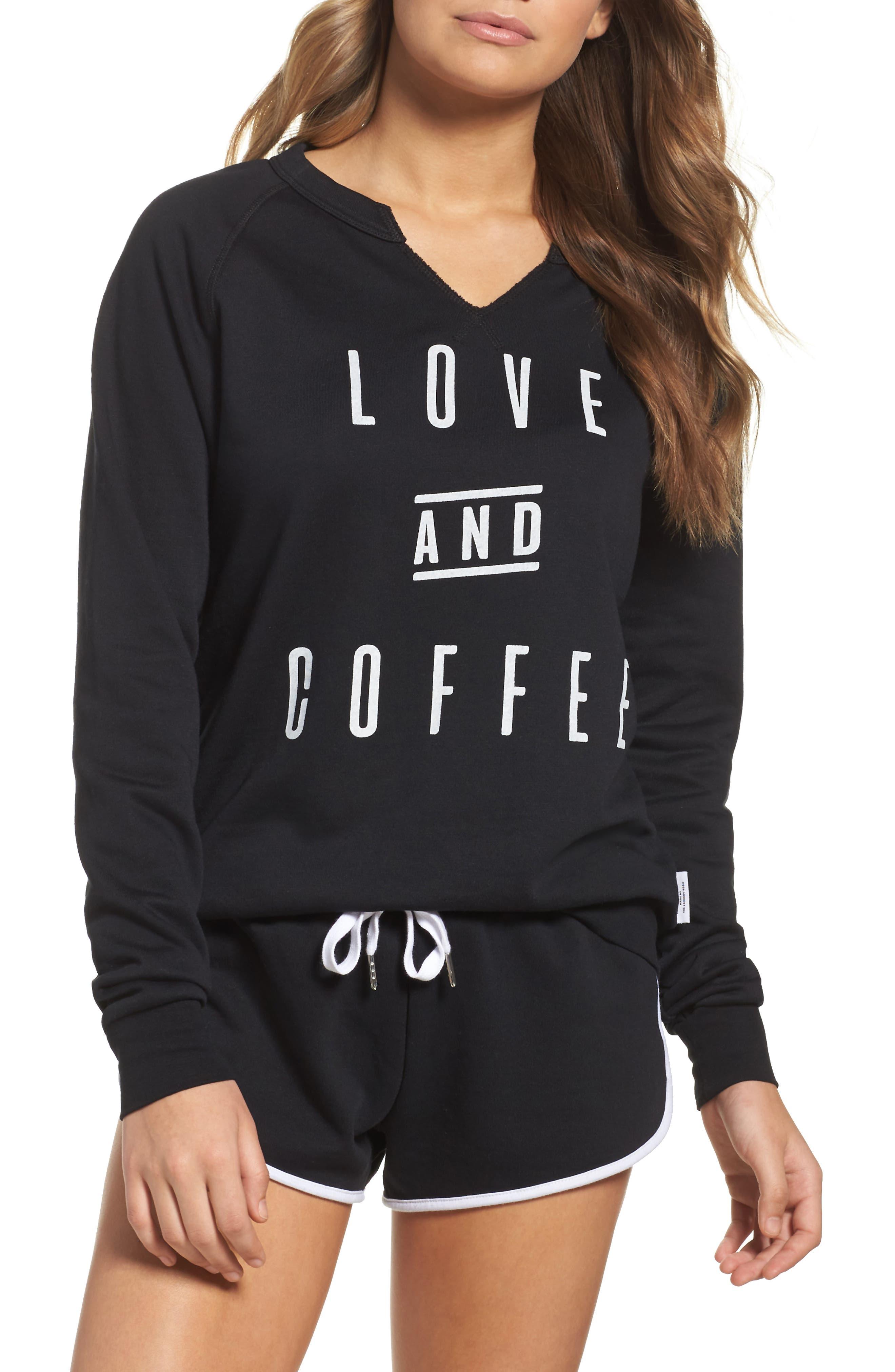 ,                             All You Need Sweatshirt,                             Alternate thumbnail 6, color,                             001