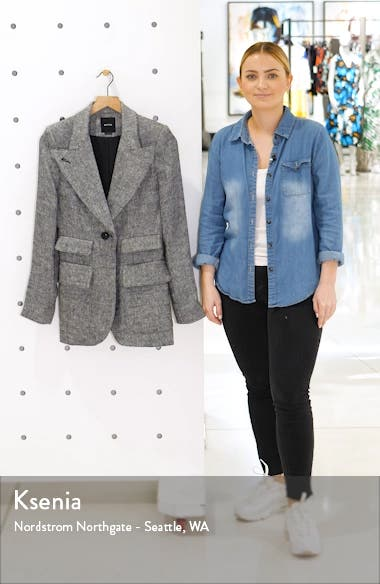 Birkin Tweed Blazer, sales video thumbnail