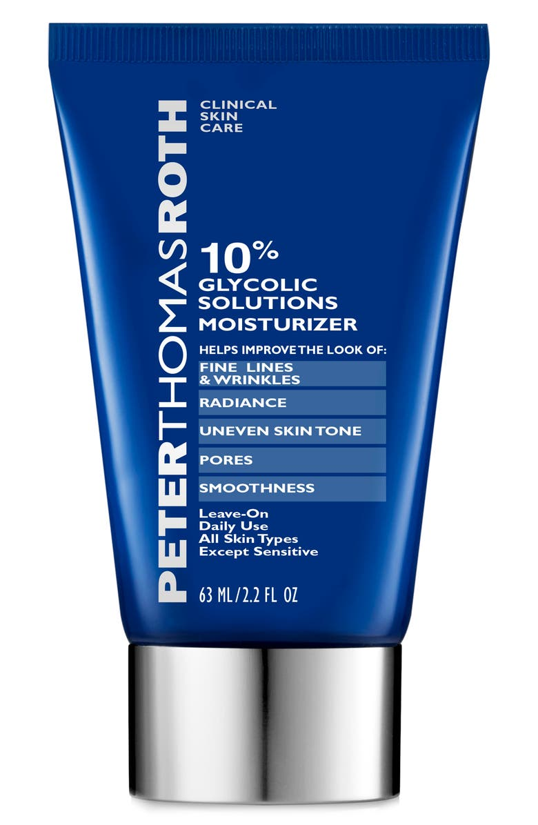 PETER THOMAS ROTH 10% Glycolic Solutions Moisturizer, Main, color, 000