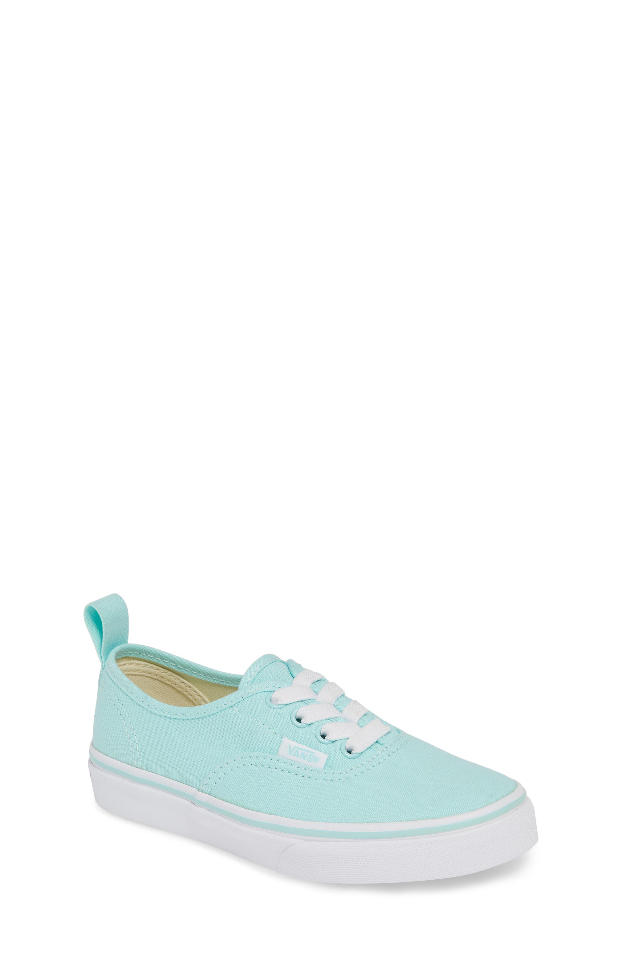 ,                             Authentic Sneaker,                             Main thumbnail 1, color,                             BLUE TINT/ TRUE WHITE