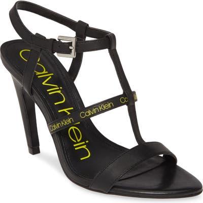 Calvin Klein Gemima Sandal- Black