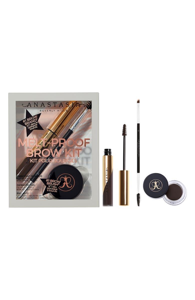 ANASTASIA BEVERLY HILLS Melt-Proof Brow Kit, Main, color, EBONY