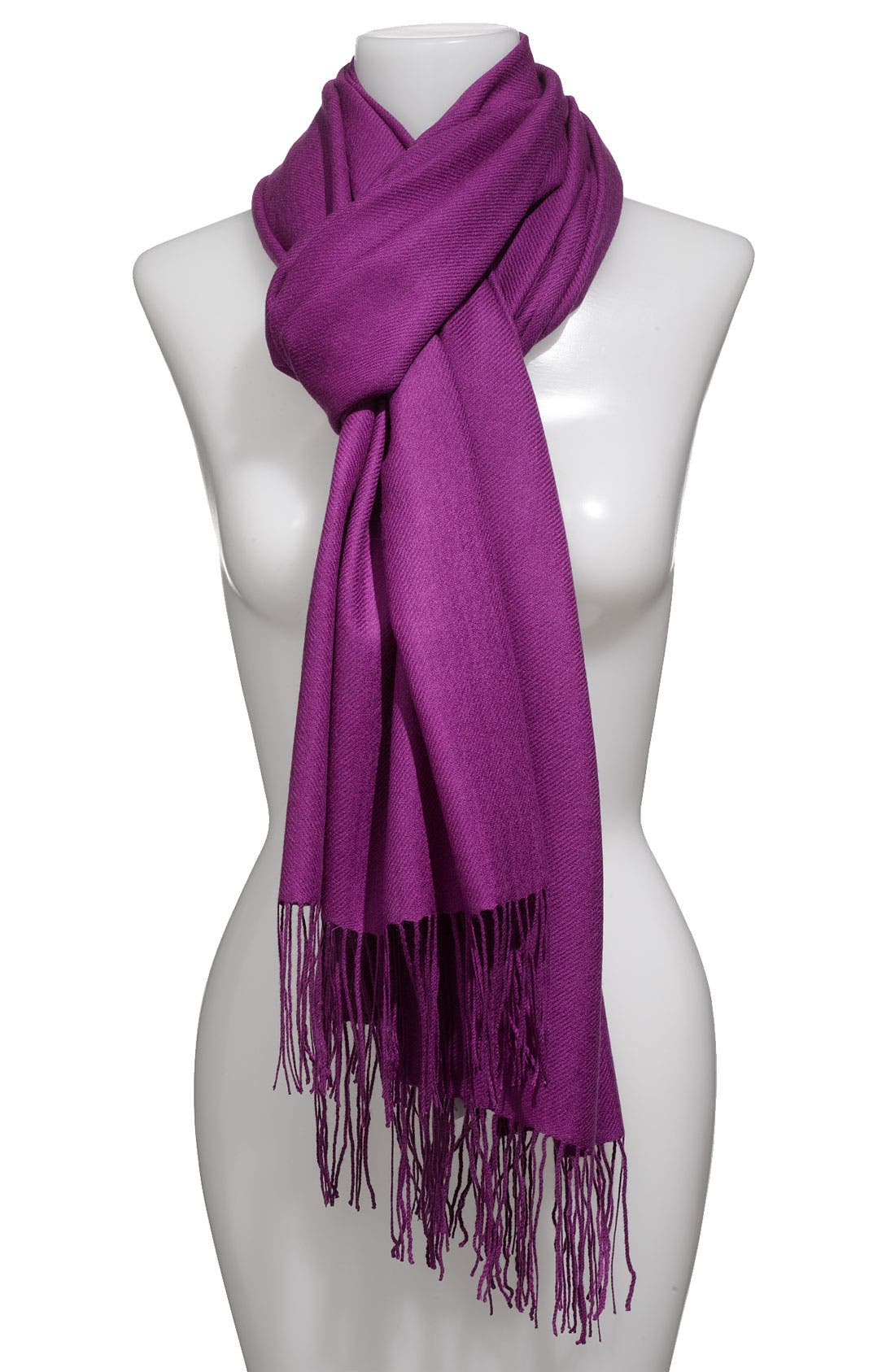 ,                             Tissue Weight Wool & Cashmere Wrap,                             Main thumbnail 142, color,                             541