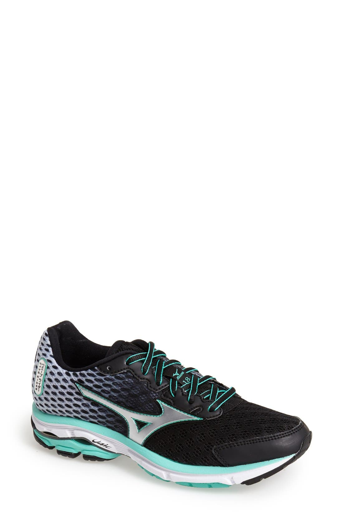 mizuno wave rider 18 running shoes